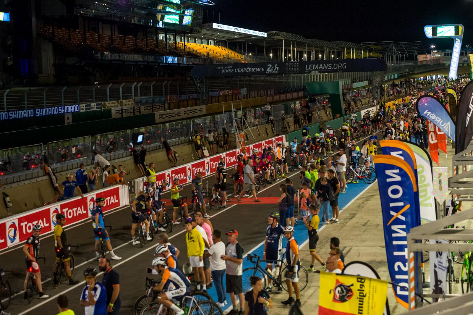 24h du Mans vélo