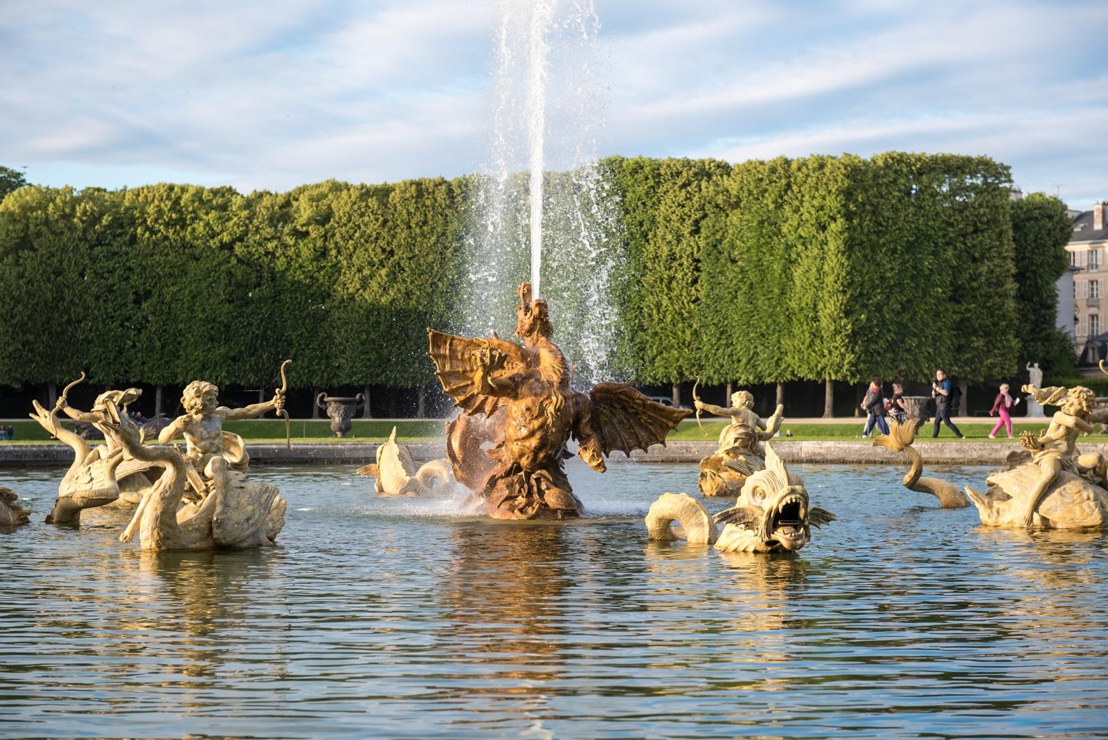 Château de Versailles, Grandes Eaux Nocturnes (2019)