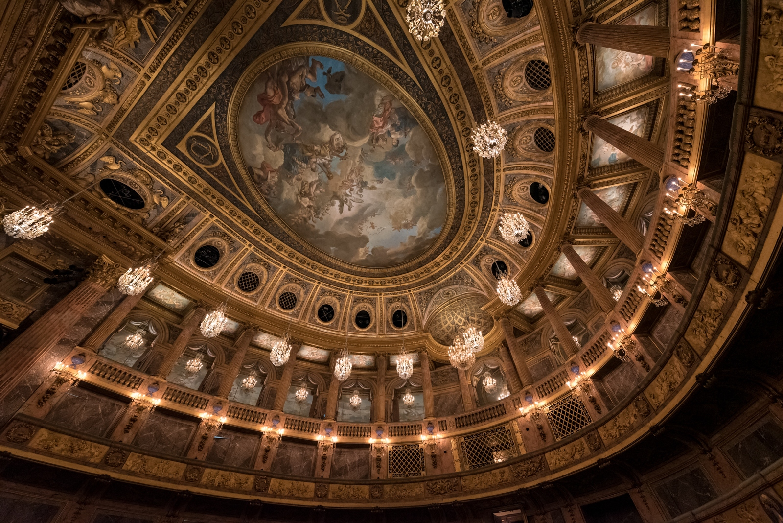 Château de Versailles, Opéra Royal