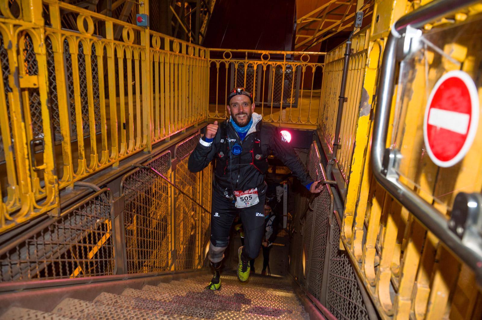 EcoTrail 2019 (80 kms) avec Brice Marmonnier