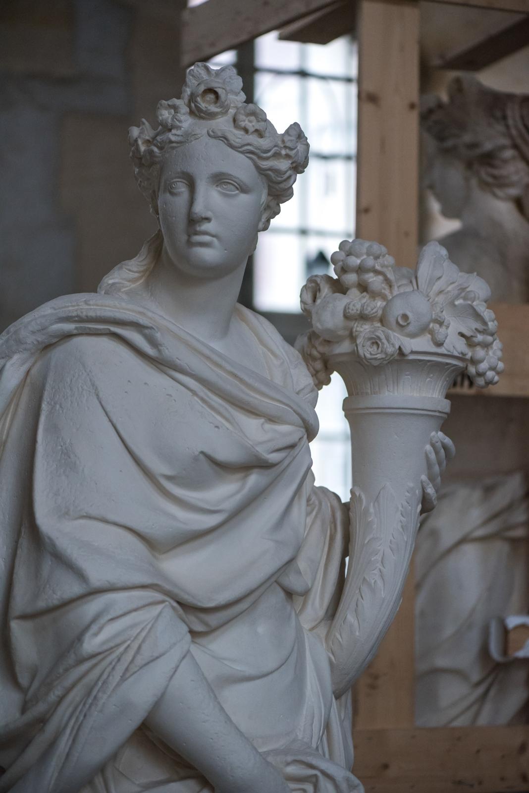 Galerie des Moulages (Gypsothèque du Louvre)