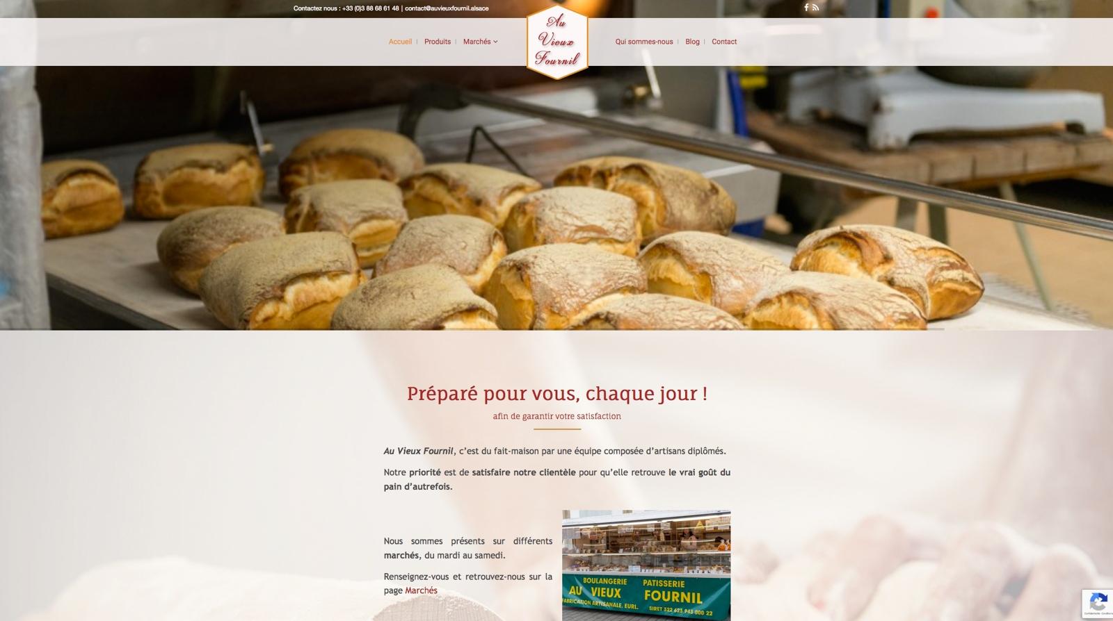 Au Vieux Fournil (version 2016)