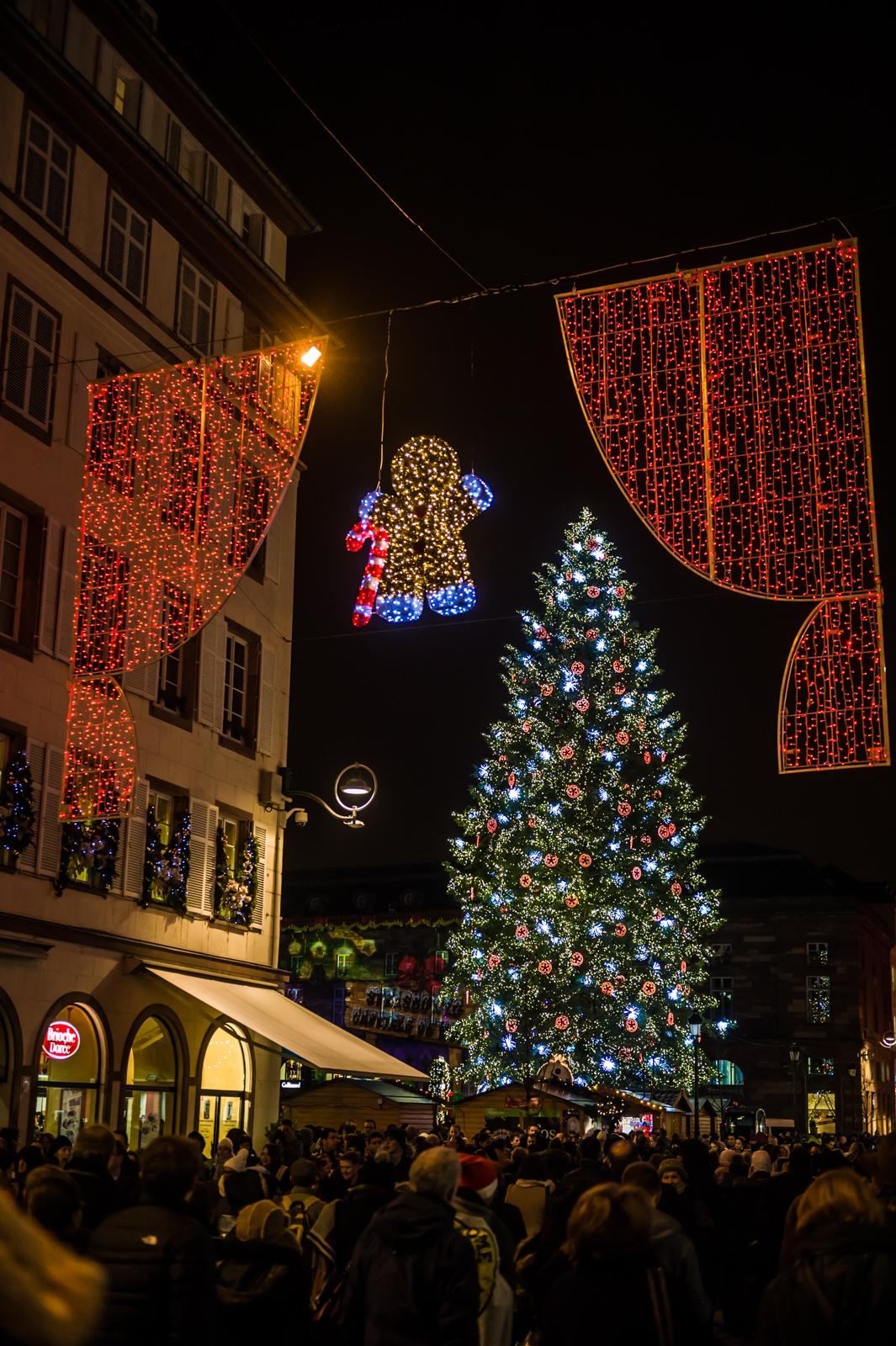 Strasbourg, capitale de Noël (2014)