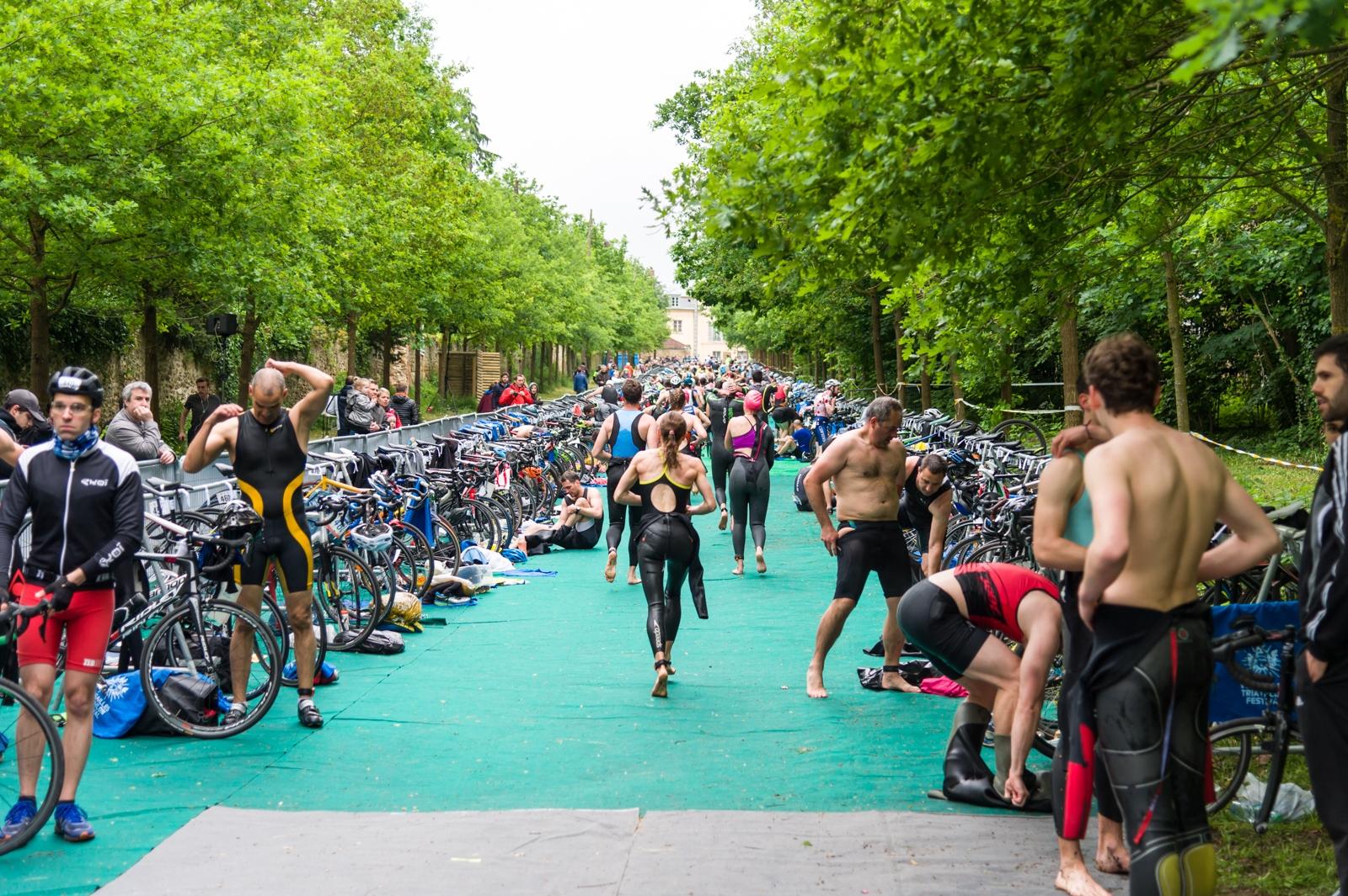 Versailles Triathlon Festival 2018