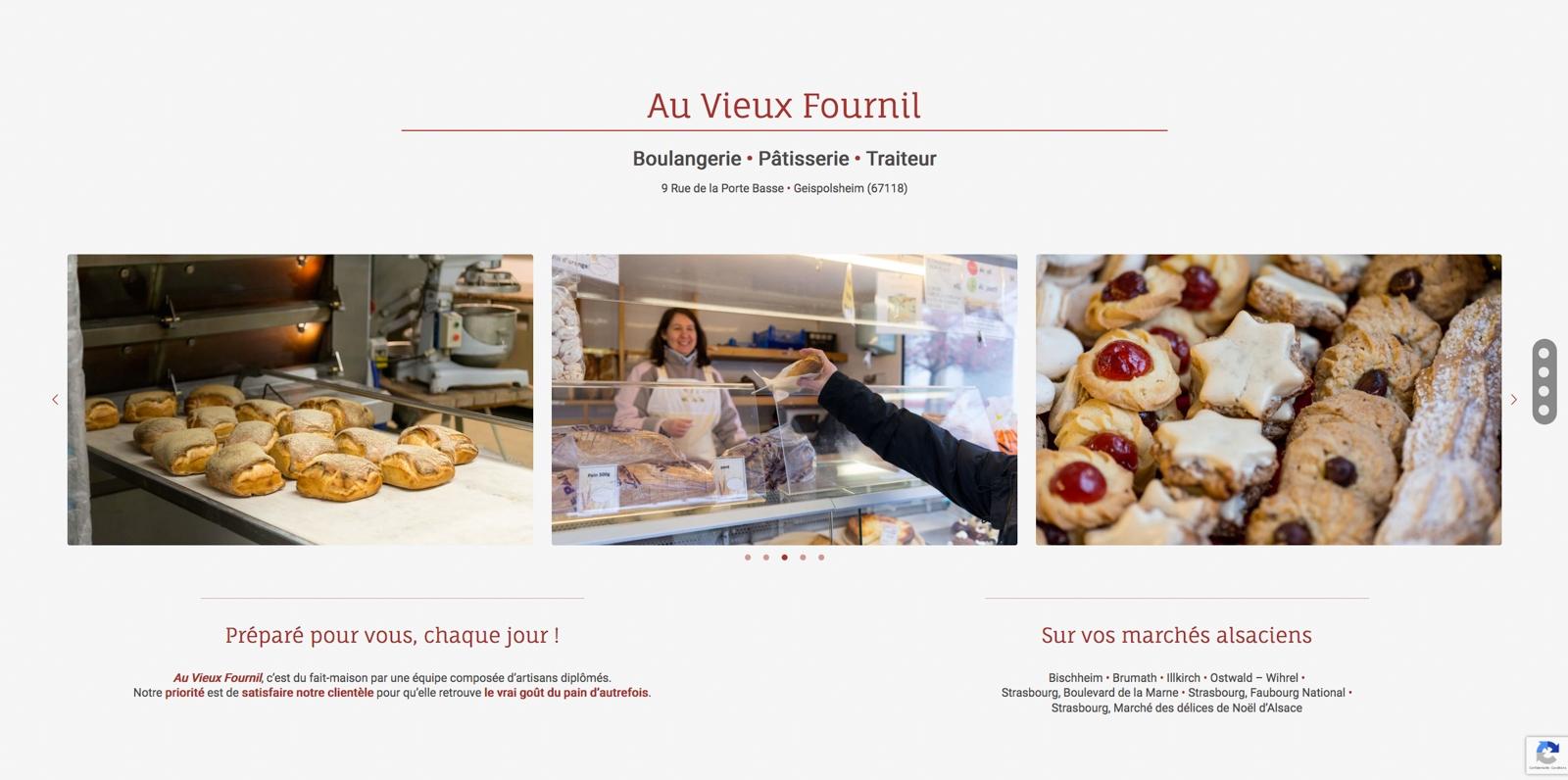 Au Vieux Fournil (version 2020)
